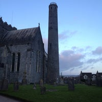 Photo taken at St Canice's Round Tower by Victor F. on 2/5/2013