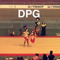 Foto tomada en Velódromo Panamericano por Getse A. el 12/20/2015