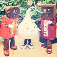 Photo taken at Hershey's Chocolate World by Janie L. on 5/28/2013