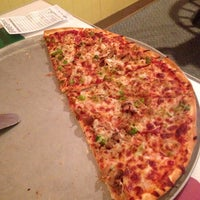 Photo taken at Pizza Johns by Rebecca O. on 3/1/2014