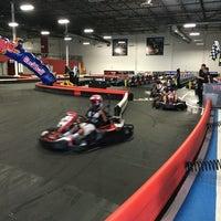 Photo taken at K1 Speed Anaheim by Arturo C. on 7/9/2016