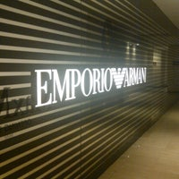 Photo taken at Emporio Armani by Bintoro S. on 3/11/2013