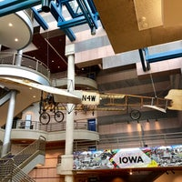 Photo taken at State Historical Building of Iowa by Fred D. on 5/3/2018