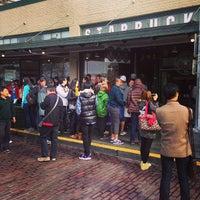 Photo taken at Starbucks by Richard B. on 3/28/2013