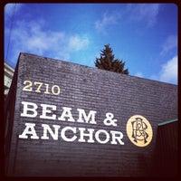 Photo prise au Beam & Anchor par Richard B. le12/1/2012