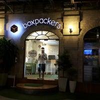 11/12/2014 tarihinde Ahmed A.ziyaretçi tarafından Boxpackers Hostel'de çekilen fotoğraf