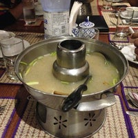 Photo taken at Thai Wok Restaurant by Ahmed A. on 3/21/2013