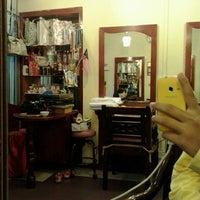 Photo taken at N Saloon, Menara Etiqa 3rd floor, Masjid Jamek Kuala Lumpur by Nadia A. on 3/1/2014