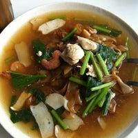 Photo taken at Restoran Hua Mui 华美茶餐室 by Fatimah M. on 12/9/2012