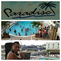 Photo taken at Paradise by Juan & Jessica R. on 7/20/2013