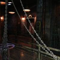 Photo taken at The Twilight Zone Tower of Terror by Saskia B. on 4/5/2013