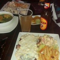 Photo taken at Maderos & Carbón by Laura L. on 12/13/2015
