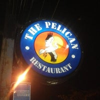 Photo taken at The Pelican Restaurant by Nicoyian E. on 4/24/2013