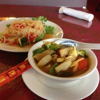 Photo taken at Tia's Asian Restaurant by Trish M. on 5/2/2013