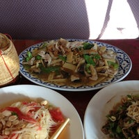 Photo taken at Tia's Asian Restaurant by Trish M. on 3/28/2013