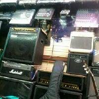 Photo taken at baru jaya musik by fredericka c. on 8/13/2013
