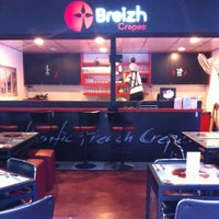 Photo taken at Breizh Crepes by Breizh Crepes on 2/27/2014