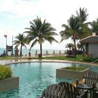 Photo taken at Mukdara Beach Villa And Spa Resort by Thanapoom S. on 6/12/2016