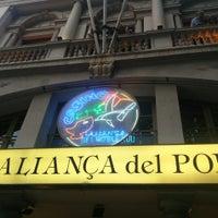 7/1/2017 tarihinde Ricard P.ziyaretçi tarafından Casino l'Aliança del Poble Nou'de çekilen fotoğraf