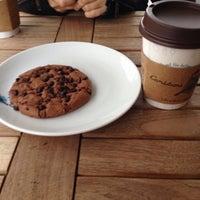Photo taken at Caribou Coffee by Nilüfer B. on 11/30/2014