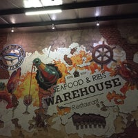 Photo taken at Seafood and Ribs Warehouse by Rona L. on 3/24/2017