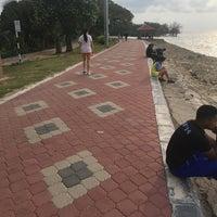 Photo taken at Tanjung Ketapang by Paez S. on 2/8/2017