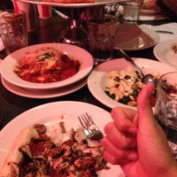 Photo taken at Frankie's Pizza & Pasta by Isabel C. on 12/20/2013