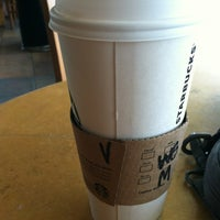 Photo taken at Starbucks by Kanila T. on 3/26/2013