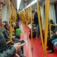 Photo taken at Metro Pacífico by Luís P. on 2/22/2015