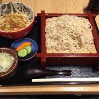 Photo taken at そば処 砂場 by Toshihiko K. on 10/3/2016