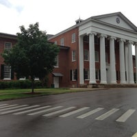 Photo taken at University of Mississippi Library by David H. on 6/28/2013
