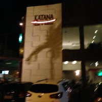 Photo taken at Katana Sushi & Massas by Melkzedek C. on 3/18/2013