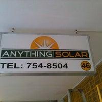 Photo taken at Anything Solar by Scott W. on 6/28/2013