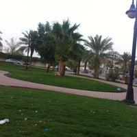 Photo taken at Saudi China Friendship Park by ام ديما U. on 6/23/2013