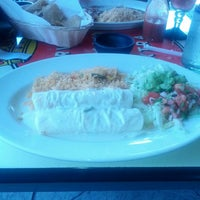 Photo taken at Friaco's Mexican Grill & Cantina by Joe P. on 8/25/2013