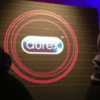 Photo taken at Durex Temporary Store by Esther L. on 4/10/2013