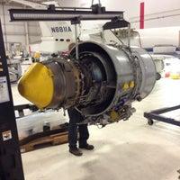 Photo taken at JetSelect Aviation by Gordon M. on 4/2/2014