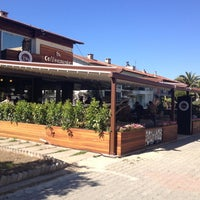 3/21/2014 tarihinde Gökhan H.ziyaretçi tarafından Coffeemania Garden'de çekilen fotoğraf