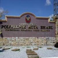 รูปภาพถ่ายที่ Politeknik Kota Bharu (PKB) โดย H A N I E. เมื่อ 5/9/2013