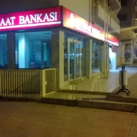 Photo taken at Ziraat Bankasi by RamazanCan T. on 2/7/2014
