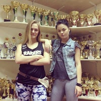 Photo taken at Танцевально-вокальный центр Штаб Квартира by Di V. on 11/22/2013