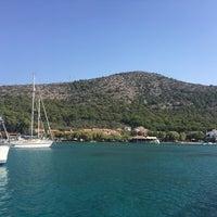 Photo taken at Poseidonio by Hakan E. on 9/4/2017