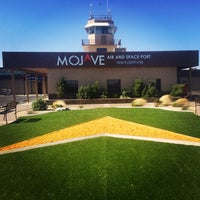 Photo taken at Mojave Air and Space Port by Lindsay E. on 7/16/2013