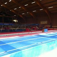 Photo taken at Mister V Arena by Steffie D. on 3/21/2013