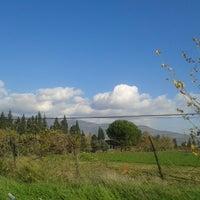 Photo taken at İzmir - Çanakkale Yolu by Sani T. on 11/29/2013