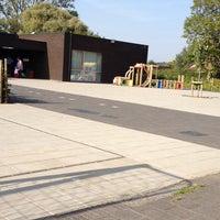 Photo taken at Vrije Basisschool Langemark by Jolien . on 9/24/2013