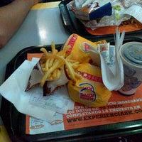 Photo taken at Burger King by Sebastian P. on 6/9/2013