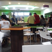 Photo taken at Salad Factory by Luis C. on 7/14/2013
