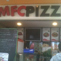 Photo taken at MFC Pizza by Pablo J. on 4/4/2013