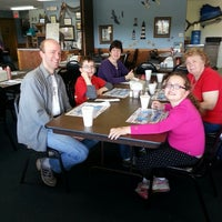 Photo taken at Captain Bobs BBQ & Seafood Restaurant by Edwin P. on 4/22/2014